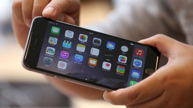'iPhone 6S komt in nieuwe kleur en mogelijk met saffierscherm'