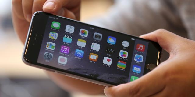 iPhone 6 kan onbruikbaar worden door reparatie buiten Apple om