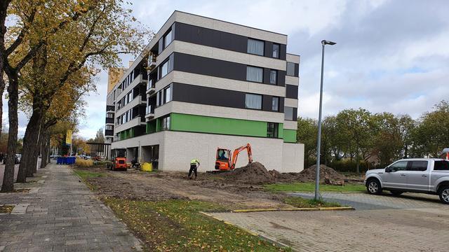Gemeente Leiden gaat Bachstraat in Zuidwest volgend jaar renoveren