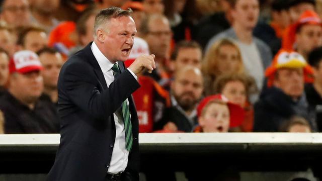 Noord-Ierse bondscoach tekent week voor duel met Oranje bij Stoke City