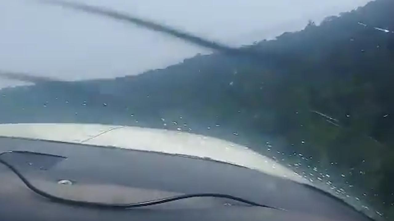 Inzittende klein vliegtuig filmt crash vanuit toestel in Venezuela