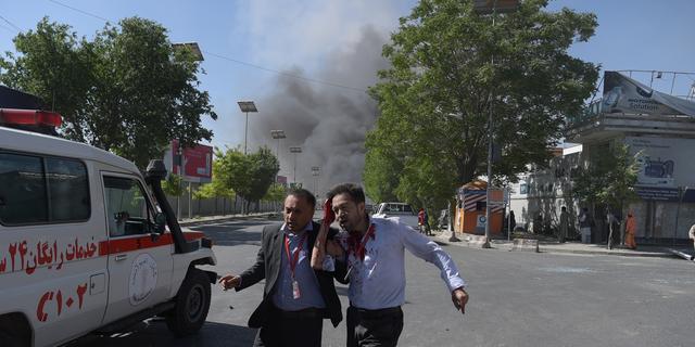 Tientallen doden en meer dan 300 gewonden na aanslag in Kabul