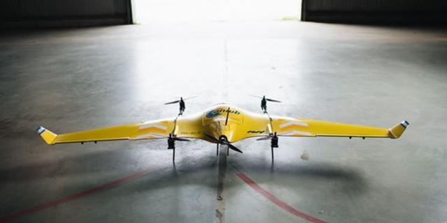 Medische drone maakt eerste echte vlucht tussen ziekenhuislocaties
