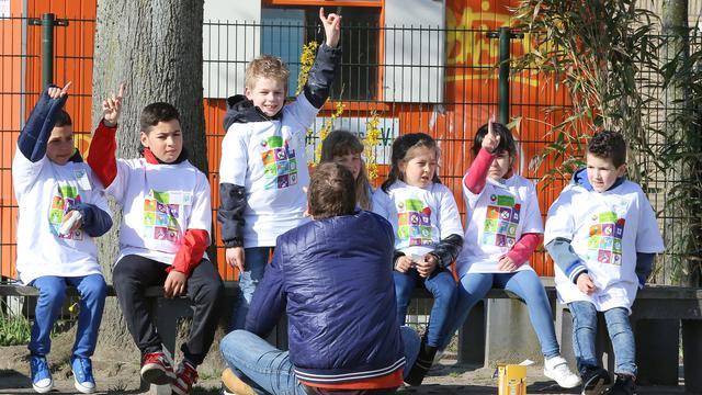 Ruim vijftig Zeeuwse scholen doen mee aan Buitenlesdag