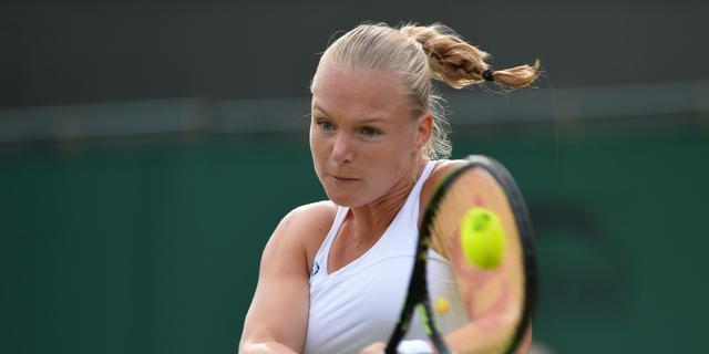 Nieuwe kans voor Bertens en Haase op Wimbledon
