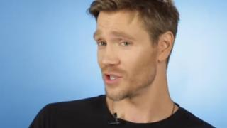 Chad Michael Murray over tepels, orgasmes en homoseksualiteit
