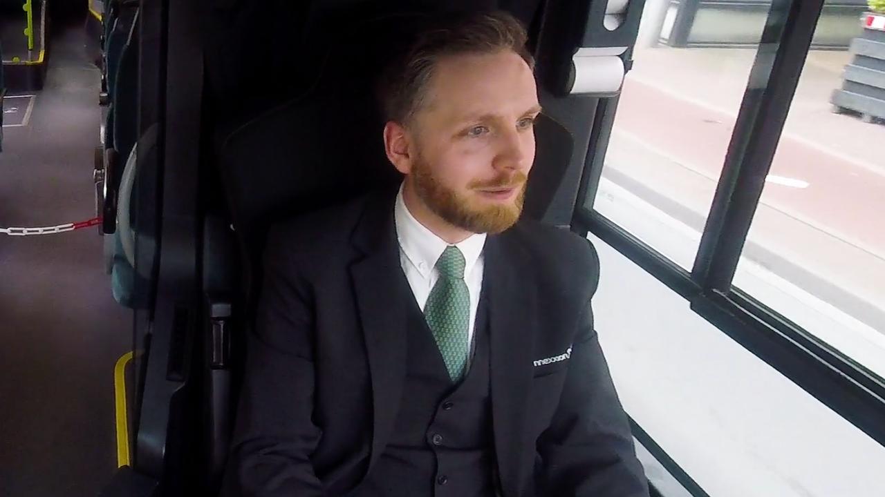 Fors minder reizigers in ov: meerijden in lege bus tijdens spits