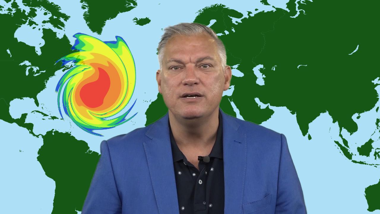 Zo ontstaat een tyfoon