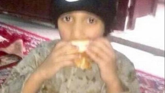 Hengelose kleuter blijkt mascotte IS