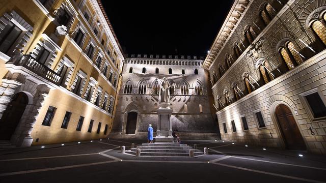 'Italiaanse bank Monte dei Paschi krijgt geen extra tijd van ECB'