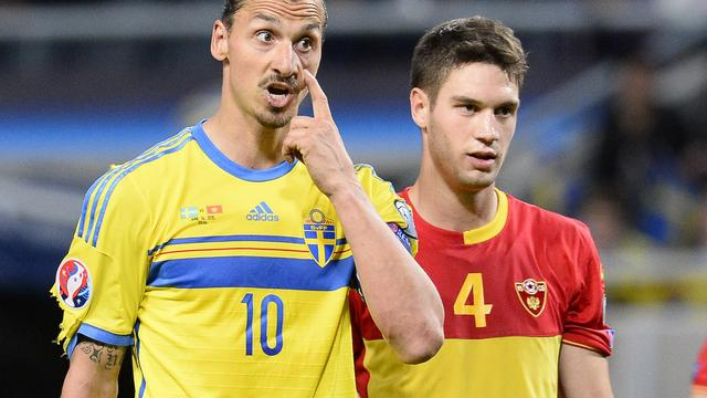 Ibrahimovic wil met Jong Zweden naar Olympische Spelen