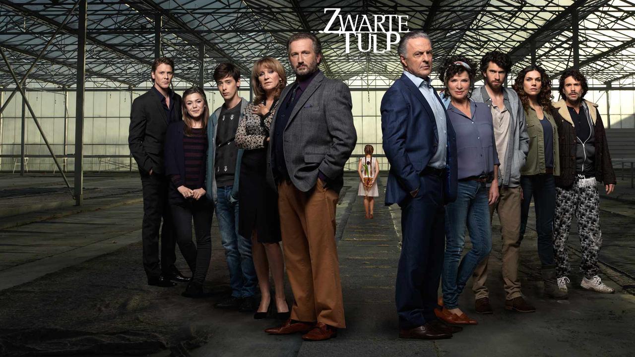 Trailer tweede seizoen Zwarte Tulp
