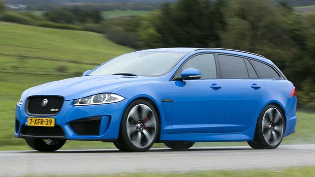 Toch Jaguar XF Sportbrake op komst