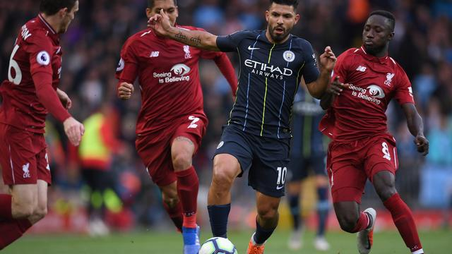 Liverpool en City gelijk in tegenvallende Premier League-topper