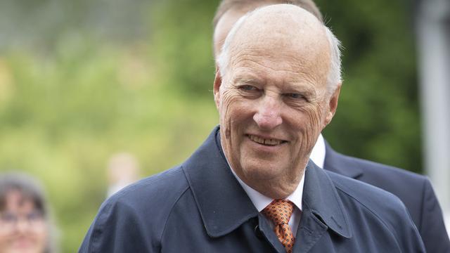 Noorse koning Harald (83) maakt het goed na geslaagde hartoperatie