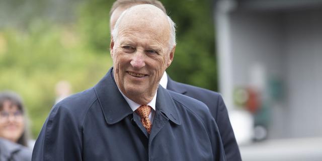 Noorse koning Harald (82) opnieuw opgenomen in ziekenhuis