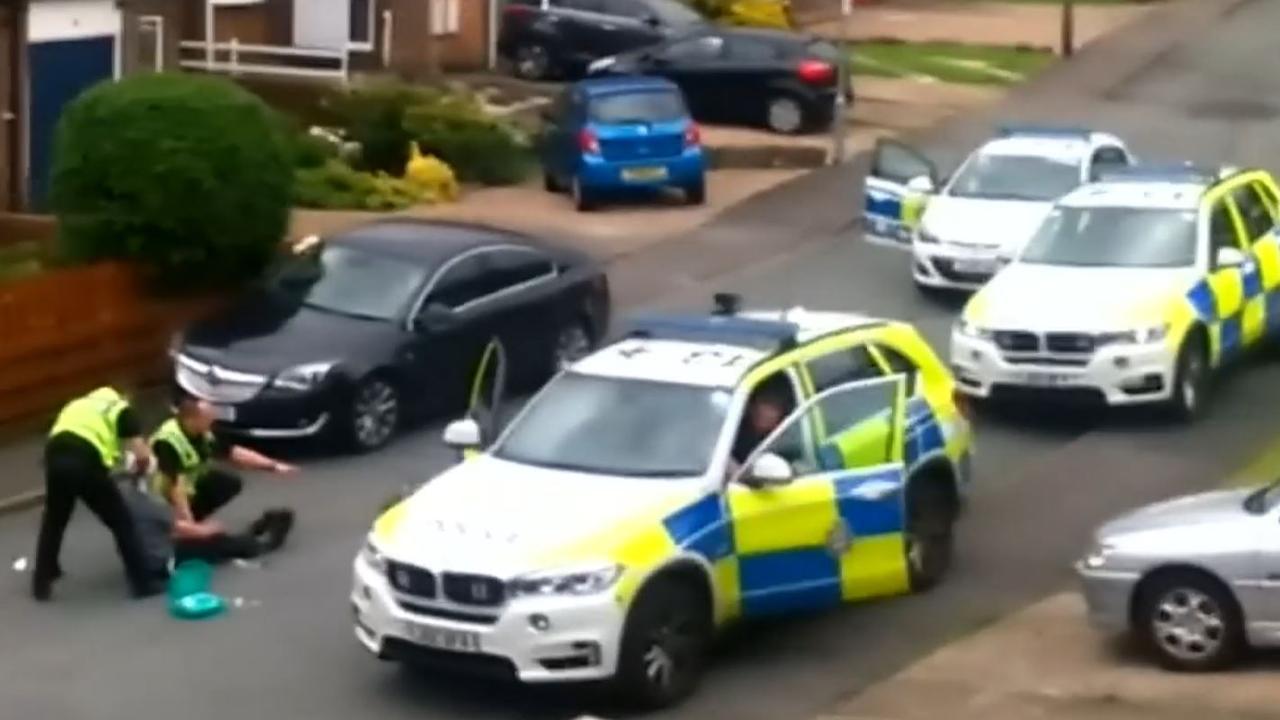 Politie arresteert mogelijke moordenaar Brits parlementslid