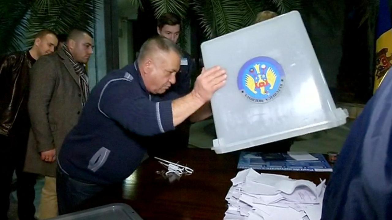 Moldaviërs opnieuw naar stembus voor presidentsverkiezingen
