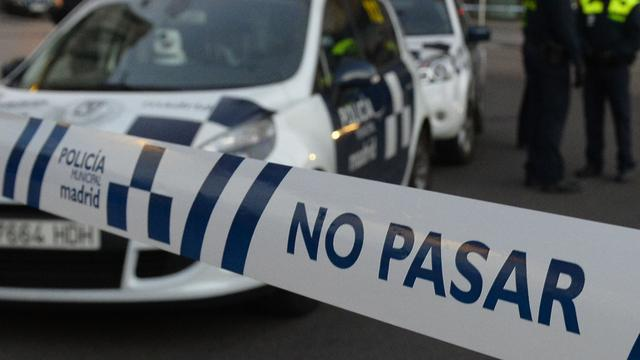 Spaanse 'agenten' die toeristen beroofden vast