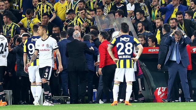 Besiktas weigert gestaakte bekerreturn tegen Fenerbahçe uit te spelen