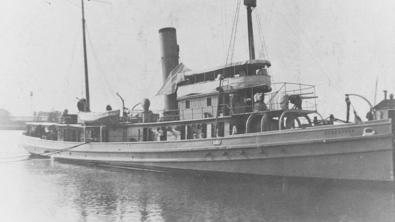 Amerikaanse marineboot 95 jaar na vermissing gevonden