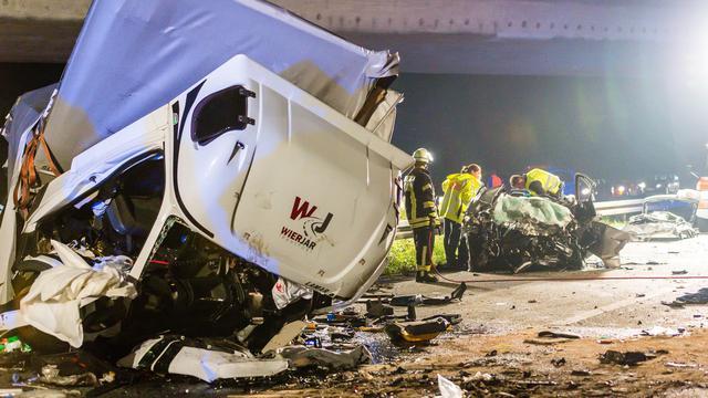 Verdachte doodrijden drie Nederlanders op Duitse snelweg aangehouden