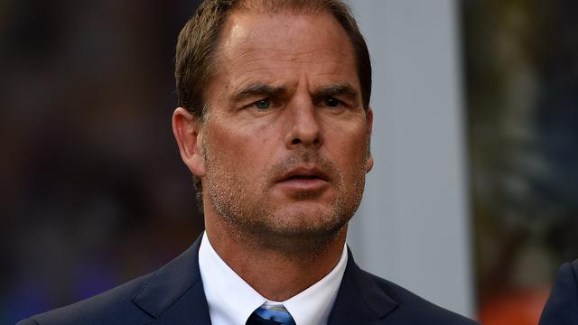 De Boer boekt op valreep eerste zege met Internazionale