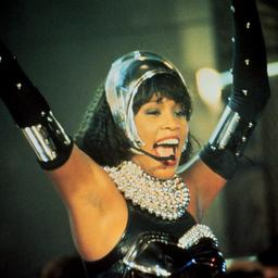 Filmoutfit Whitney Houston uit The Bodyguard onder de hamer