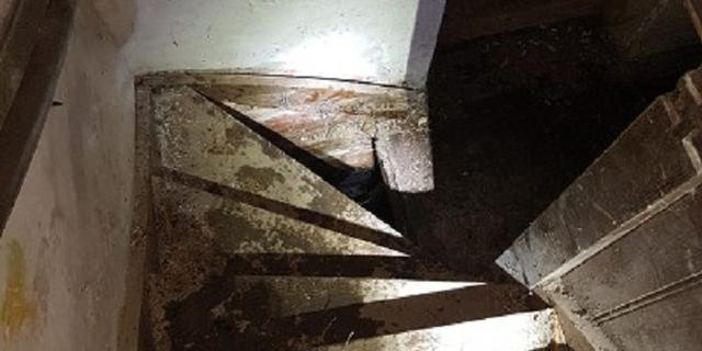 Verwarde man verwondt politiehond met ijzeren staaf in vervallen kerk