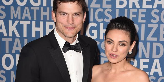 Mila Kunis was 'egoïstisch' toen ze Ashton Kutcher ruimtereis verbood