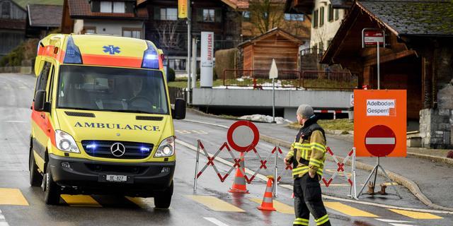Brand in pand in Zwitserse stad eist zes levens