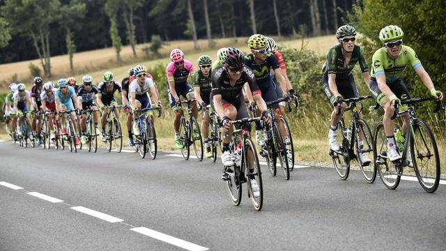Liveticker Tour: Kopgroep in finale veertiende etappe