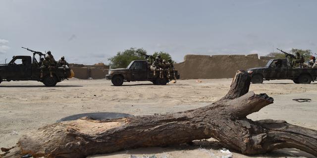 Zeker 22 soldaten gedood bij aanval op vluchtelingenkamp Niger