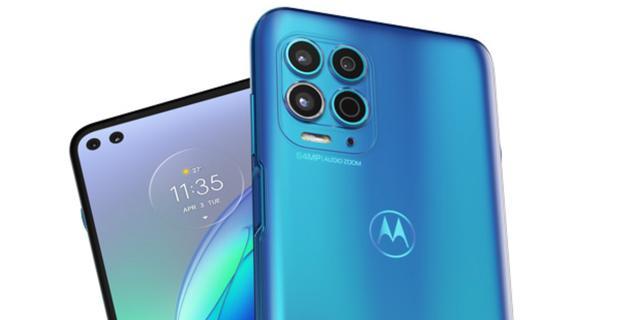 Motorola brengt nieuwe smartphone Moto G100 half mei uit in Nederland