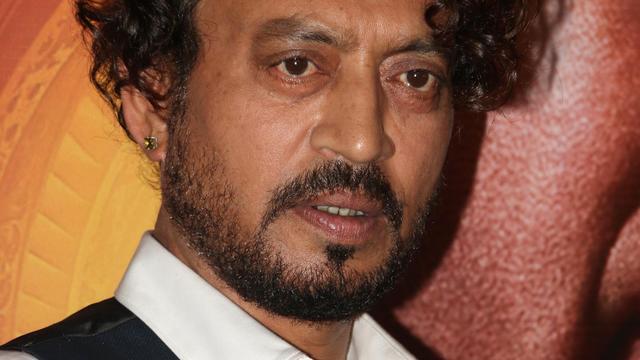 Bollywood Acteur Irrfan Khan Zegt Zeldzame Ziekte Te Hebben Nu