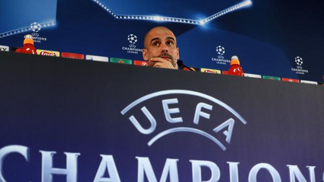 Guardiola wil met City niet achterover gaan leunen tegen Monaco
