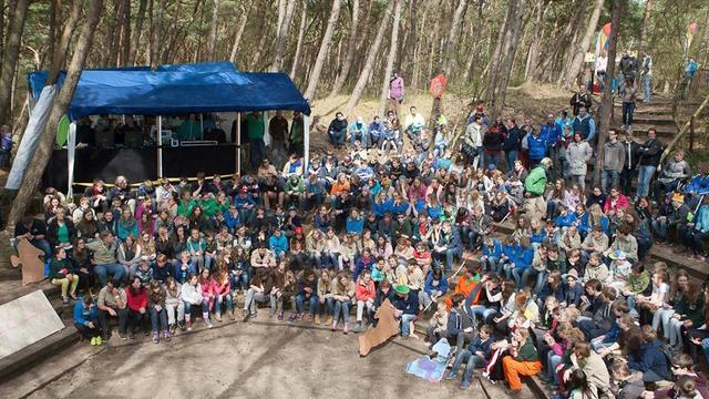 Leidse scouts dit weekend naar Regionale Scouting Wedstrijden