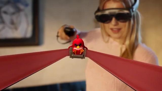 Angry Birds-maker brengt vogels en varkens naar huiskamer
