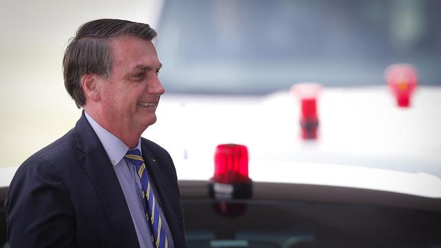 Braziliaanse president Bolsonaro wilde 'veiligheidsmensen vervangen'