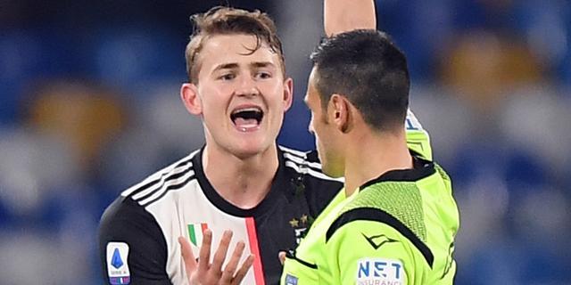 Juventus verzuimt door verlies tegen Napoli koppositie Serie A te verstevigen