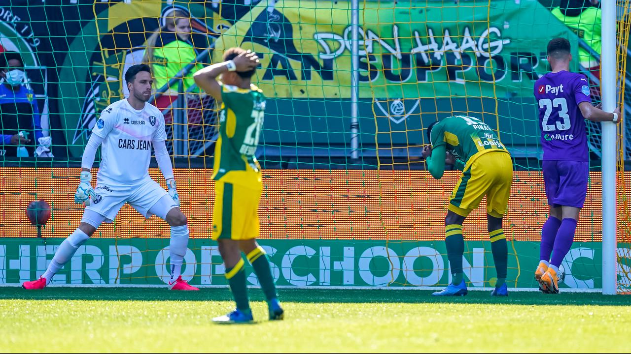 Despite Robben S Absence Groningen Registers First Victory Of The Season At Ado Teller Report