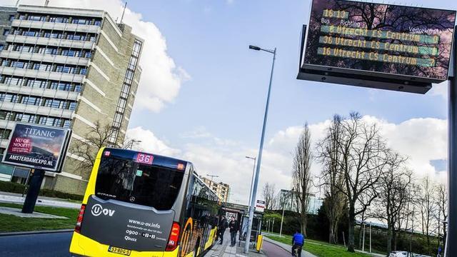 Haltes Utrecht en omgeving krijgen nieuwe informatieborden
