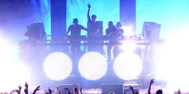 Swedish House Mafia in oktober 2022 naar Ziggo Dome