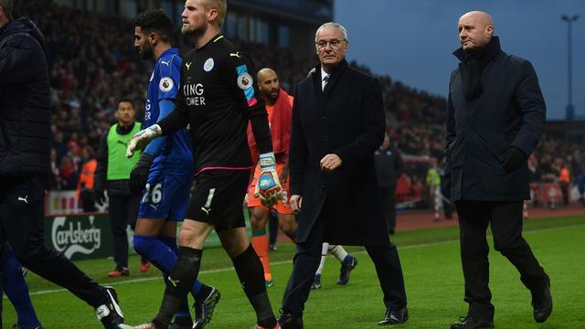 Ranieri noemt drie duels schorsing spits Vardy 'treurig' voor voetbal