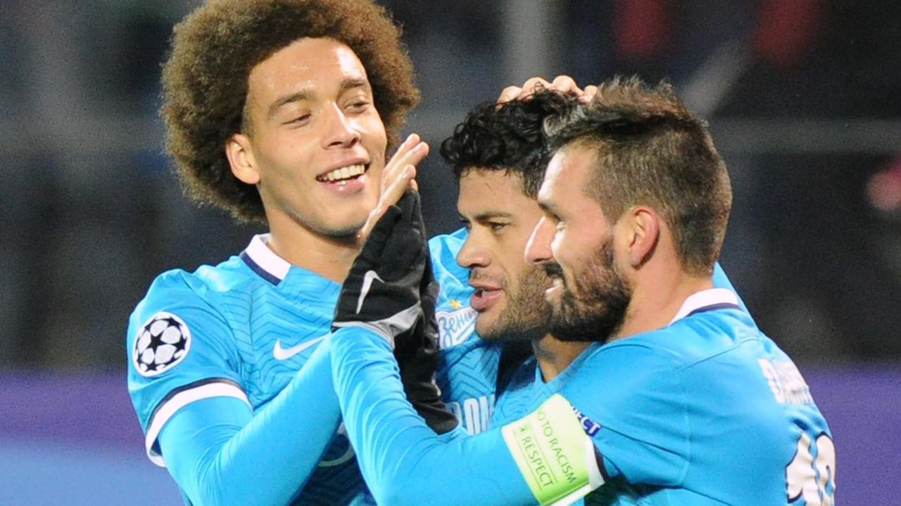 FC Zenit-Olympique Lyon