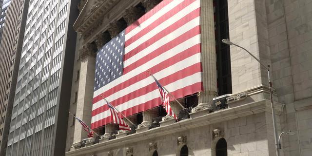 Dow Jones sluit met grootste winst sinds 1933