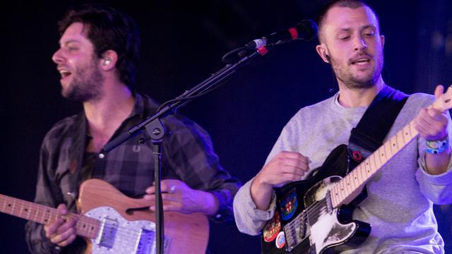 Britse band The Maccabees houdt op met bestaan