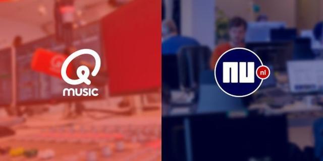 NU.nl verzorgt vanaf januari nieuwsuitzendingen van Qmusic