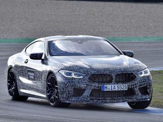 De BMW M8 komt in de loop van volgend jaar op de markt