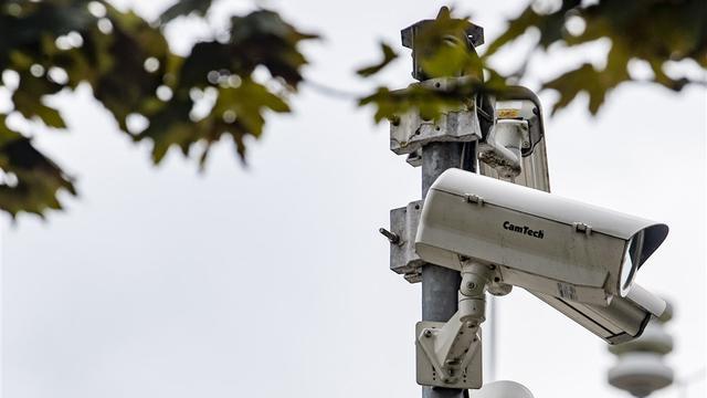 'Chinese beveiligingscamera's ondanks ban nog actief bij overheid VS'
